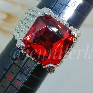 Jewelry - Gigantic Ruby Red Ring